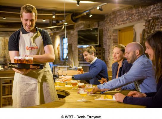 Waterloo Cheese & Beers