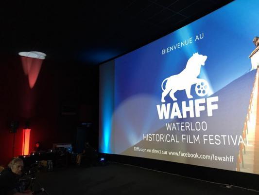 Waterloo Historical Film Festival (WAHFF)