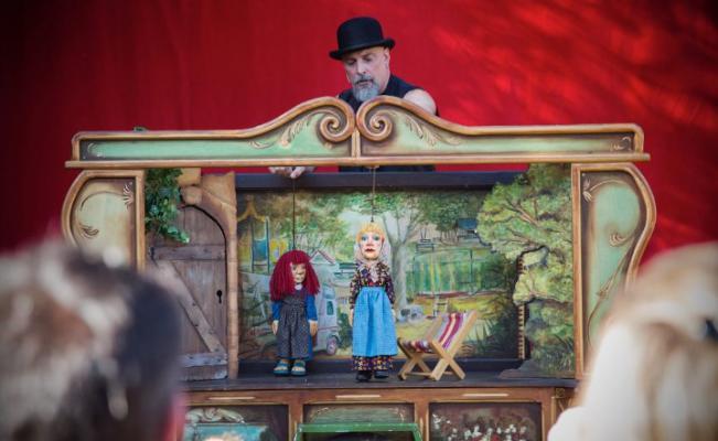 Spectacles de Marionnettes au Mémorial de Waterloo 1815