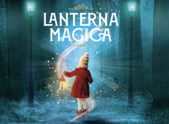 Lanterna Magica - La Forêt enchantée au Château de La Hulpe