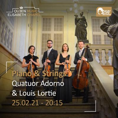 Beethoven, Brahms & Fauré à la Chapelle Musicale Reine Elisabeth