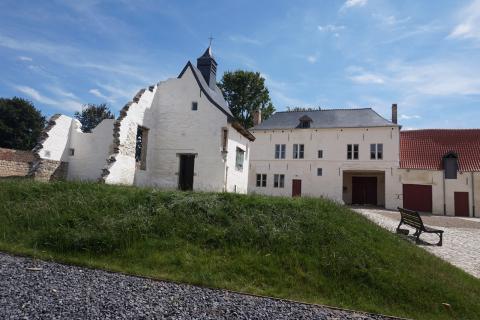 Hougoumont © Administration communale de Braine-l'Alleud