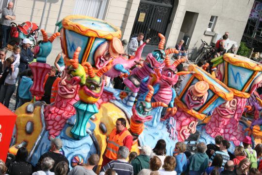 Carnaval à Genappe