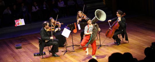Concert de Musique classique à la Ferme de Mont-Saint-Jean