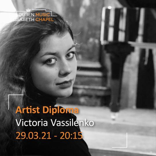 Artist Diploma - Victoria Vassilenko en Streaming