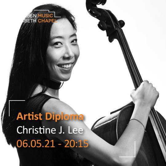 Artist Diploma - Christine J. Lee à la Chapelle Musicale Reine Elisabeth