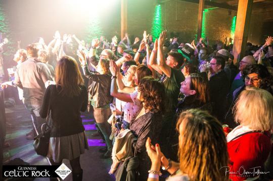Guinness Celtic Rock Festival à la Ferme de Mont-Saint-Jean