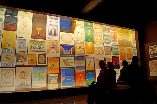 Exposition « Les Affiches de Folon » à la Fondation Folon