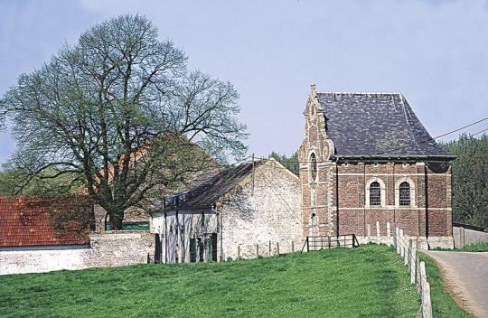 Hoeve en kapel van Chantelet