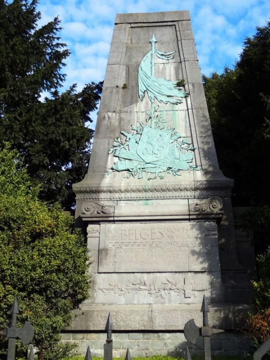 Monument voor de Belgen
