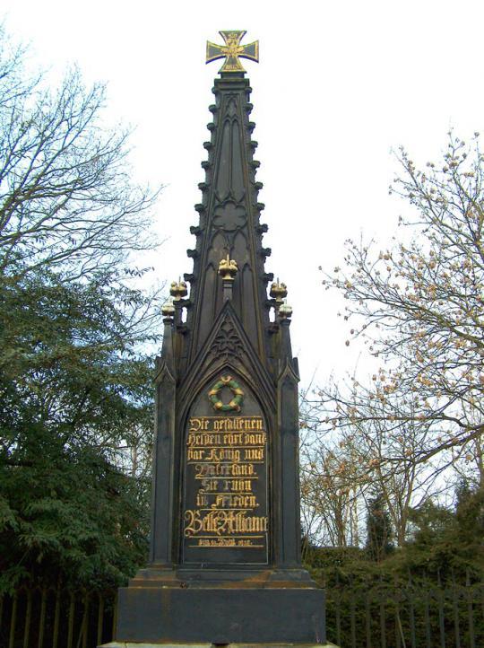 Monument voor de Pruisen